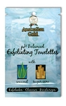 AG EXFOLIATING TOWELETTE (Single Use) pH Balanced Exfoliator/Cleanser/Moisturizer .24oz - 10 Pack