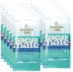 FACE MATE - Single Use (10 count) Facial Cleanser and Pre-Tan Conditioner
